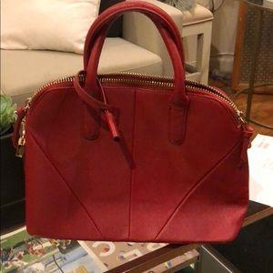 Red Zara Bag